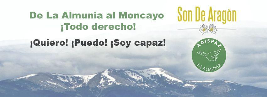 ETAPAS DE LA ALMUNIA AL MONCAYO ¡TODO DERECHO!