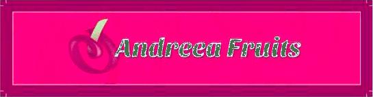 Andreea Fruits